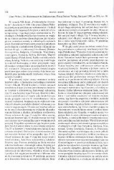Die Rasiermesser in Südosteuropa, Claus Weber, Stuttgart 1996 : [recenzja]