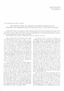 Der Umweltanteil an der Siedlungsstrukturgestaltung während der Urnenfelder- und Halstattzeit in der Westslowakei