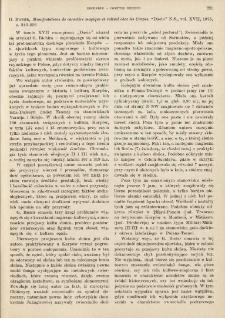 Manifestations de caractere magique et cultuel chez les Carpes, G. Bichir, Bucureşti, 1973, Dacia. N. S. ; 17 (1973), s. 243-256 : [recenzja]