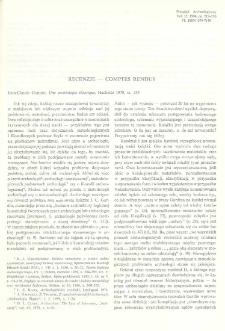Une archéologie théorique, Jean-Claude Gardin, Paris, 1979: [recenzja]