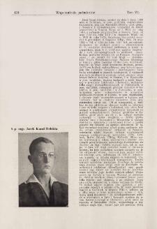 Ś. p. mgr. Jacek Karol Delekta : wspomnienia pośmiertne
