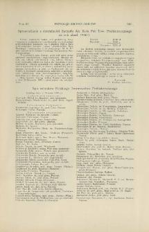 Sprawozdanie z działalności Zarządu Ak. Koła Pol. Tow. Prehistorycznego za rok akad. 1926/7
