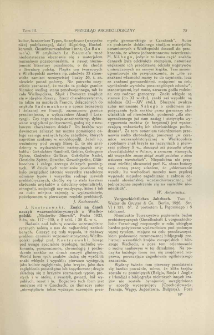 Znaki na dnach naczyń wczesnohistorycznych z Wielkopolski, J. Kostrzewski, W: Niederlův Sbornik 4 (1925) s. 117-130 : [recenzja]