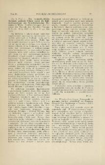 Das vorgeschichtliche Hallstatt : zugleich Führer durch die Hallstattsammlung des Naturhistorischen Museums in Wien, Adolf Mahr, Wien, 1925 : [recenzja]