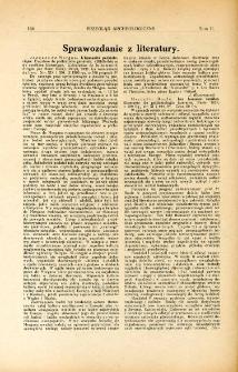 Les hommes fossiles : éléments de paléontologie humaine, Marcelin Boule, Paris, 1921 : [recenzja]