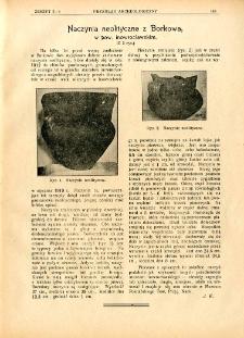 Naczynia neolityczne z Borkowa, w pow. inowrocławskim