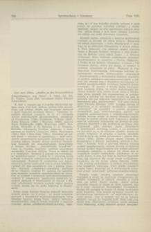 Przegląd Archeologiczny T. 8, R. 25, Z. 2 (1949), Sprawozdania z literatury