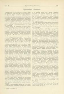 Przegląd Archeologiczny Vol. 9, Year 26, No 1 (1950), Reviews