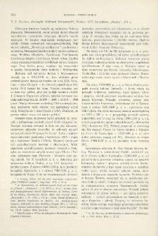 Drevnejšie civilizacii Mezoameriki, V. I. Gulaev, Moskva 1972 : [recenzja]