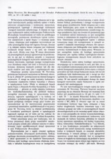 Die Bronzegefäßase in der Slowakei, Prahistorische Bronzefunde. Dział II, t. 11, Stuttgart 1991, Mária Novotná, : [recenzja]