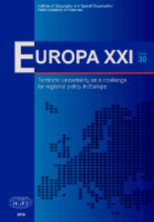 Europa XXI 30 (2016), Contents