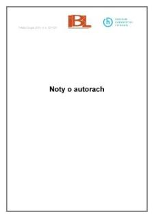 Noty o autorach