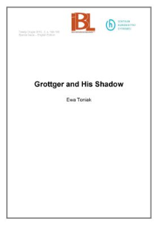 Grottger and His Shadow
