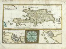 Die Spanisch u. Französische Insel San Domingo in America