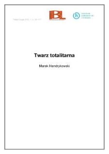 Twarz totalitarna