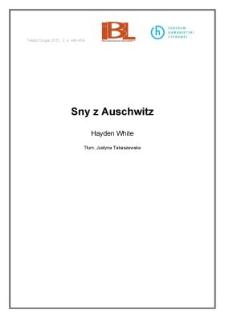 Sny z Auschwitz
