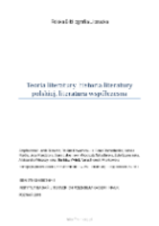 Polska Bibliografia Literacka - monografie
