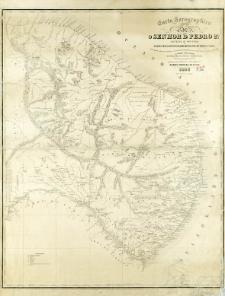 Carta corographica dedicada a S.M.I. o senhor D. Pedro 2 contendo as provincias Alagoas, Pernambuco, Parahiba, Rio Grande do Norte, e Ceará [...]
