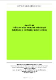 Piśmiennictwo religijne (kazania, katechizmy, apokryfy i polemiki)