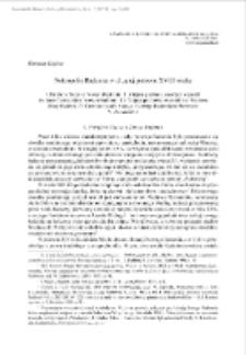 Nekropolie Radomia w drugiej połowie XVIII wieku