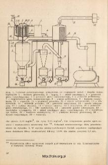 Przemysłowe urządzenie do otrzymywania drobnoziarnistych proszków spoiw miękkich metodą rozpylania ciekłego metalu