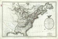 A map of the United States and Canada, New-Scotland, New-Brunswick and New-Foundland = Carte des Etats-Unis, avec le Canada, la Nouvelle Ecosse, le Nouveau Brunswick & Terre-Neuve