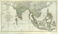 Charte von Ostindien diesseits und jenseits des Ganges