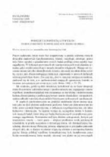 Pomiędzy konwencją a żywiołem. Tendencje imiennicze w dawnej Łodzi(XVII-połowa XIX wieku)