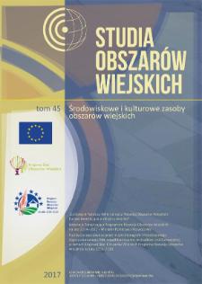Analiza iwaloryzacja krajobrazu gminy wiejskiej Ostróda = Analysis and valuation of the landscape of the rural commune ofOstróda
