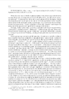 Młyny wodne w województwie lubelskim (do schyłku XVI wieku), Piotr Plisiecki : [recenzja]