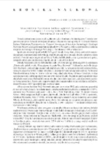 """Mazowieckie Spotkania Archeologiczne. Spotkanie 3 — """"Archeologia i historia żydowskiego Mazowsza"""", Warszawa, 21 marca 2017 r."""
