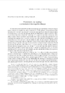 Mieszczański pas naddługi z późnośredniowiecznego Kołobrzegu