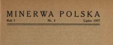 Minerwa Polska 1927 N.3