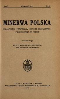 Minerwa Polska 1927 N.2