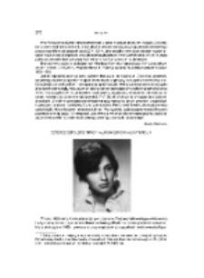 Czterdziestolecie pracy naukowej mgr Haliny Królik