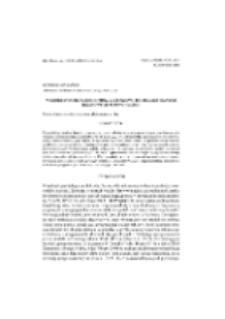 Wykorzystanie algorytmów Text Mininig do analizy danych tekstowych w psychologii