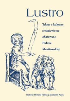 Bibliografia prac Haliny Manikowskiej za lata 1973-2012