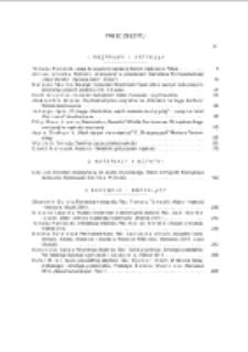 Pamiętnik Literacki Z. 2 (2016), Spis treści
