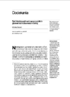 Żyd i Arab/muzułmanin w europejskich geometriach tożsamości i różnicy