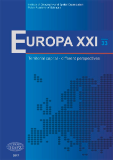 Territorial capital – a fuzzy policy-driven concept: context, issues, and perspectives