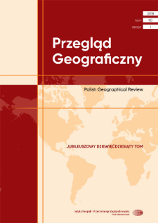 Wieloletnie tendencje warunków klimatycznych w Szymbarku na podstawie wybranych wskaźników = Long-term climatic trends in Szymbark (Poland), based on selected indicators