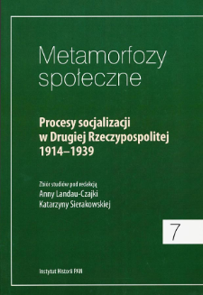 """""""Zmarło się starej pannie"""" : rola społeczna kobiety niezamężnej w świetle prasy polskiej dwudziestolecia międzywojennego"""