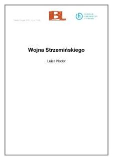 Wojna Strzemińskiego