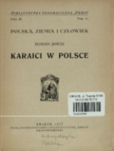 Karaici w Polsce