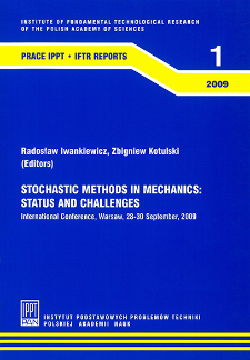Stochastic homogenization for chaotic and quasi-periodic masonry structures
