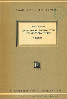 On physical foundations of viscoplasticity