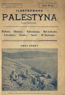 Ilustrowana Palestyna : pismo zbiorowe
