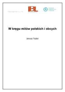 W kręgu mitów polskich i obcych