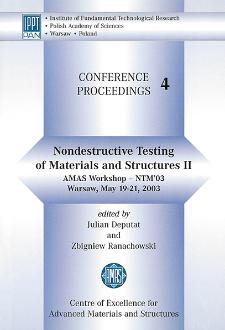 Ultrasonic methods in diagnostics of epoxy-glass composites