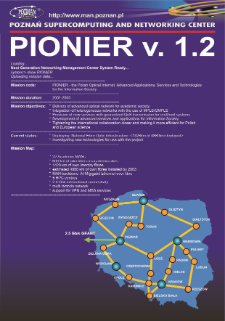 Plakat PIONIER v. 1.2
